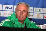 2009.02.10 Mexico Press Conference