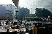 London, Southwark, more London riverside, the scoop