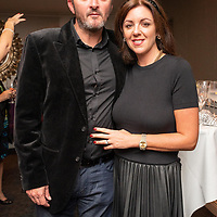 REPRO FREE<br /> Pictured at the opening of the 43rd Kinsale Gourmet Festival at the Blue Haven were Roman and Jenny Minihane from The White Lady.<br /> Picture. John Allen