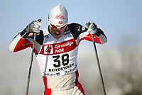 Langrenn, 22. november 2003, Verdenscup Beitostølen, Kris Freeman, USA