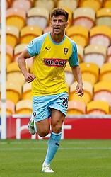 Billy Jones of Rotherham United - Mandatory by-line: Ryan Crockett/JMP - 28/07/2018 - FOOTBALL - One Call Stadium - Mansfield, England - Mansfield Town v Rotherham United - Pre-season friendly