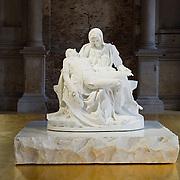"""Jan Fabre """"Pietas"""" at 54 Biennale Venice"""