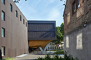 Strasbourg University, Sciences Po. Architect Lipsky Rollet