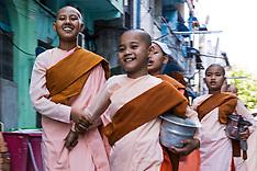 39th Street, Yangon, Myanmar