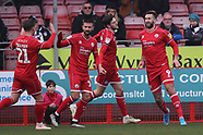 Crawley Town v Grimsby Town FC 250120