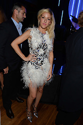 ELLIE GOULDING at the GQ Men of The Year Awards 2013 in association with Hugo Boss held at the Royal Opera House, London on 3rd September 2013.