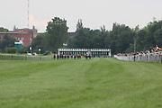 Horse Racing: Germany, Sparda-Derby-Week, Hamburg, 03.07.2013<br /> Start<br /> © Torsten Helmke