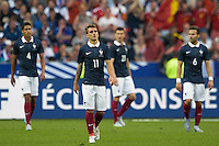 Deception France - Antoine Griezmann - 07.06.2015 - France / Belgique - Match amical<br /> Photo : Andre Ferreira / Icon Sport