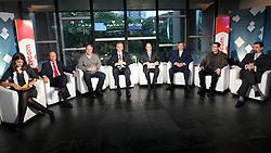 Jose Fortunati durante debate com os candidatos à prefeitura de Porto Alegre promovido pela TV COM, na Camara Municipal. FOTO: Jefferson Bernardes/Preview.com