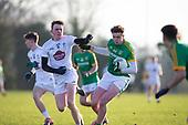 Meath v Kildare - Leinster U20 FL 2020