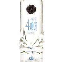 AGV 400 Blanco Tequila -- Image originally appeared in the Tequila Matchmaker: http://tequilamatchmaker.com