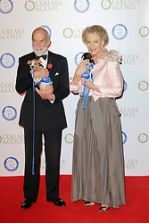 © Licensed to London News Pictures. 07/11/2013.  Prince and Princess Michael of Kent attending the Battersea Dogs & Cats Home Collars & Coats Gala Ball at Battersea Evolution, London UK. Photo credit: by Richard Goldschmidt/LNP