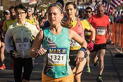 BAA 5K road race Oiselle Erin Oiselle runner