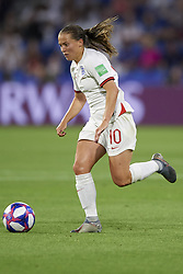 June 27, 2019 - Le Havre, France - Fran Kirby (Chelsea FCW) of England during the 2019 FIFA Women's World Cup France Quarter Final match between Norway and England at  on June 27, 2019 in Le Havre, France. (Credit Image: © Jose Breton/NurPhoto via ZUMA Press)