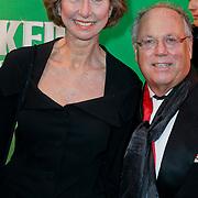 NLD/Scheveningen/20111106 - Premiere musical Wicked, Joop Braakhekke en ……..