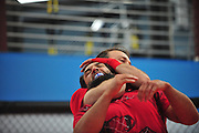 ACTION at Velociti Fitness League in Pantego on Wednesday, April 10, 2013. (Cooper Neill/The Dallas Morning News)