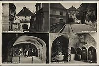 Stari Zagreb : Kamenita vrata. <br /> <br /> Impresum[S. l. : S. n., 1940].<br /> Materijalni opis1 razglednica : tisak ; 9,1 x 14 cm.<br /> Vrstavizualna građa • razglednice<br /> ZbirkaGrafička zbirka NSK • Zbirka razglednica<br /> Formatimage/jpeg<br /> PredmetZagreb –– Kamenita vrata<br /> SignaturaRZG-KAM-10<br /> Obuhvat(vremenski)20. stoljeće<br /> NapomenaRazglednica je putovala 1940. godine.<br /> PravaJavno dobro<br /> Identifikatori000953416<br /> NBN.HRNBN: urn:nbn:hr:238:640885 <br /> <br /> Izvor: Digitalne zbirke Nacionalne i sveučilišne knjižnice u Zagrebu