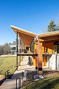 Northlight, Penland School of Craft   Louis Cherry Architecture   Penland, North Carolina