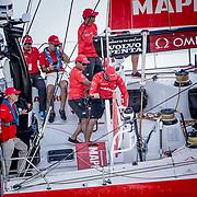 MAPFRE In-port Race Alicante.