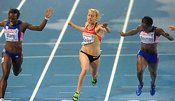 29-07-2010 ATLETIEK: EUROPEAN ATHLETICS CHAMPIONSHIPS: BARCELONA<br /> Verena Sailer wint de finale. <br /> ©2010-WWW.FOTOHOOGENDOORN.NL