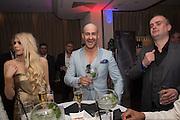 FAYBIA FIRBANK; ENA RENATO, London Bar & Club Awards, Intercontinental Hotel. Park Lane. London, 6 June 2016