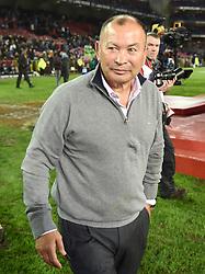 Cape Town-180623-   England coach Eddie Jones at Newlands stadium after their game against the Springboks  photographer:Phando Jikelo/African News Agency/ANA
