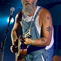 Seasick Steve performing live at Summer Sundae, De Montfort Hall, Leicester, England August 12 2007