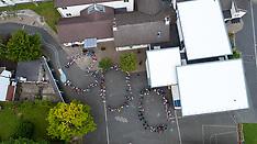 Castleknock National School 8-6-21 Aerial