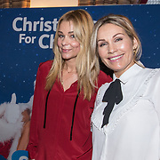 NLD/Amsterdam/20181206 - Sky Radio's Christmas Tree For Charity, Tanja Jess en froukje de Both