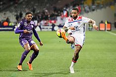 Toulouse vs Lyon - 16 Jan 2019