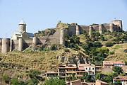 Georgia, Tbilisi, the Narikala Fortress