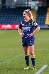 Brooke Bradley of Worcester Warriors Women  - Mandatory by-line: Nick Browning/JMP - 20/12/2020 - RUGBY - Sixways Stadium - Worcester, England - Worcester Warriors Women v Harlequins Women - Allianz Premier 15s