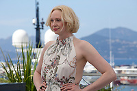 Gwendoline Christie at the Top Of The Lake: China Girl photo call at the 70th Cannes Film Festival Tuesday 23rd May 2017, Cannes, France. Photo credit: Doreen Kennedy