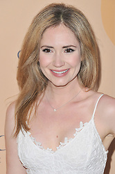 Ashley Jones arrives at Step Up's 14th Annual Inspiration Awards held athe Beverly Hilton in Beverly Hills, CA on Friday, June 2, 2017. (Photo By Sthanlee B. Mirador) *** Please Use Credit from Credit Field ***