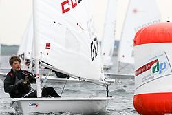 , Kiel - Young Europeans Sailing 03. - 05.06.2017, Laser rad M - GER 205277 - Barth, Justin