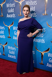 February 17, 2019 - Beverly Hills, California, U.S - Our Lady J in the red carpet of the 2019 Writers Guild Awards at the Beverly Hilton Hotel on Sunday February 17, 2019 in Beverly Hills, California. JAVIER ROJAS/PI (Credit Image: © Prensa Internacional via ZUMA Wire)
