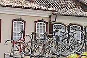 Ouro Preto_MG, Brasil...Bicicletas na XXIX prova ciclistica da Inconfidencia, essa prova e entre Belo Horizonte e Ouro Preto...Bikes in the XXIX bicycle races Inconfidencia, its between Belo Horizonte and Ouro Preto...Foto: LEO DRUMOND / NITRO