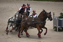 Ulrich Werner, (SUI), De Caprio von Buchmatt CH, Incitato Galans, Mikado N, Natberry<br /> CAI-W Geneva 2013<br /> © Hippo Foto - Dirk Caremans