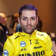 NLD/Veghel/20181221 - Presentatie van Team Jumbo, Paul Martens<br /> Wielrenner
