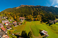 Wengen, Swiss Alps, Canton Bern, Switzerland