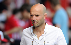 Exeter City's Manager Paul Tisdale - Photo mandatory by-line: Harry Trump/JMP - Mobile: 07966 386802 - 08/08/15 - SPORT - FOOTBALL - Sky Bet League Two - Exeter City v Yeovil Town - St James Park, Exeter, England.