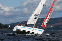 The Silvers Marine Scottish Series 2014, organised by the  Clyde Cruising Club,  celebrates it's 40th anniversary.<br /> Day 1<br /> <br /> Racing on Loch Fyne from 23rd-26th May 2014<br /> <br /> Credit : Marc Turner / PFM