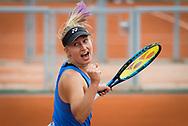 Daria Gavrilova of Australia in action during the second round at the Roland Garros 2020, Grand Slam tennis tournament, on September 30, 2020 at Roland Garros stadium in Paris, France - Photo Rob Prange / Spain ProSportsImages / DPPI / ProSportsImages / DPPI