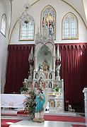 Costa Rica 1-14_23-09 Grecia Church, Alajuela Province.