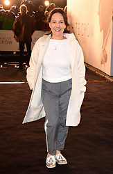 Arlene Phillips attending The White Crow UK Premiere held at the Curzon Mayfair, London.