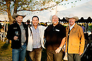 Ted Baseler of St. Michelle and Dean Corkrum at Spring Valley Vineyard