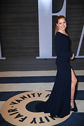 Amy Adams attending the 2018 Vanity Fair Oscar Party hosted by Radhika Jones at Wallis Annenberg Center for the Performing Arts on March 4, 2018 in Beverly Hills, Los angeles, CA, USA. Photo by DN Photography/ABACAPRESS.COM