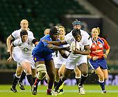 20131109 England Women vs France Women, Twickenham, UK