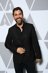"""Bryn Mooser of the Oscar® nominated documentary short subject """"Lifeboat"""" prior to the Academy of Motion Picture Arts and Sciences' """"Oscar Week: Documentaries"""" event on Tuesday, February 19, 2019 at the Samuel Goldwyn Theater in Beverly Hills. The Oscars® will be presented on Sunday, February 24, 2019, at the Dolby Theatre® in Hollywood, CA and televised live by the ABC Television Network."""
