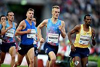 Friidrett , 15. juni 2017 ,  Diamond League , Bislett Games<br /> Filip Ingebrigtsen , NOR 1500 m